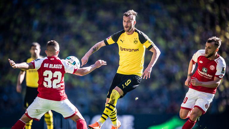 Yarmolenko Dortmund