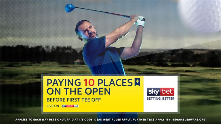 Sky Bet Open offer