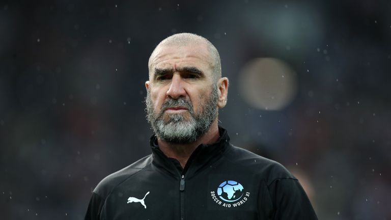 Image result for eric cantona