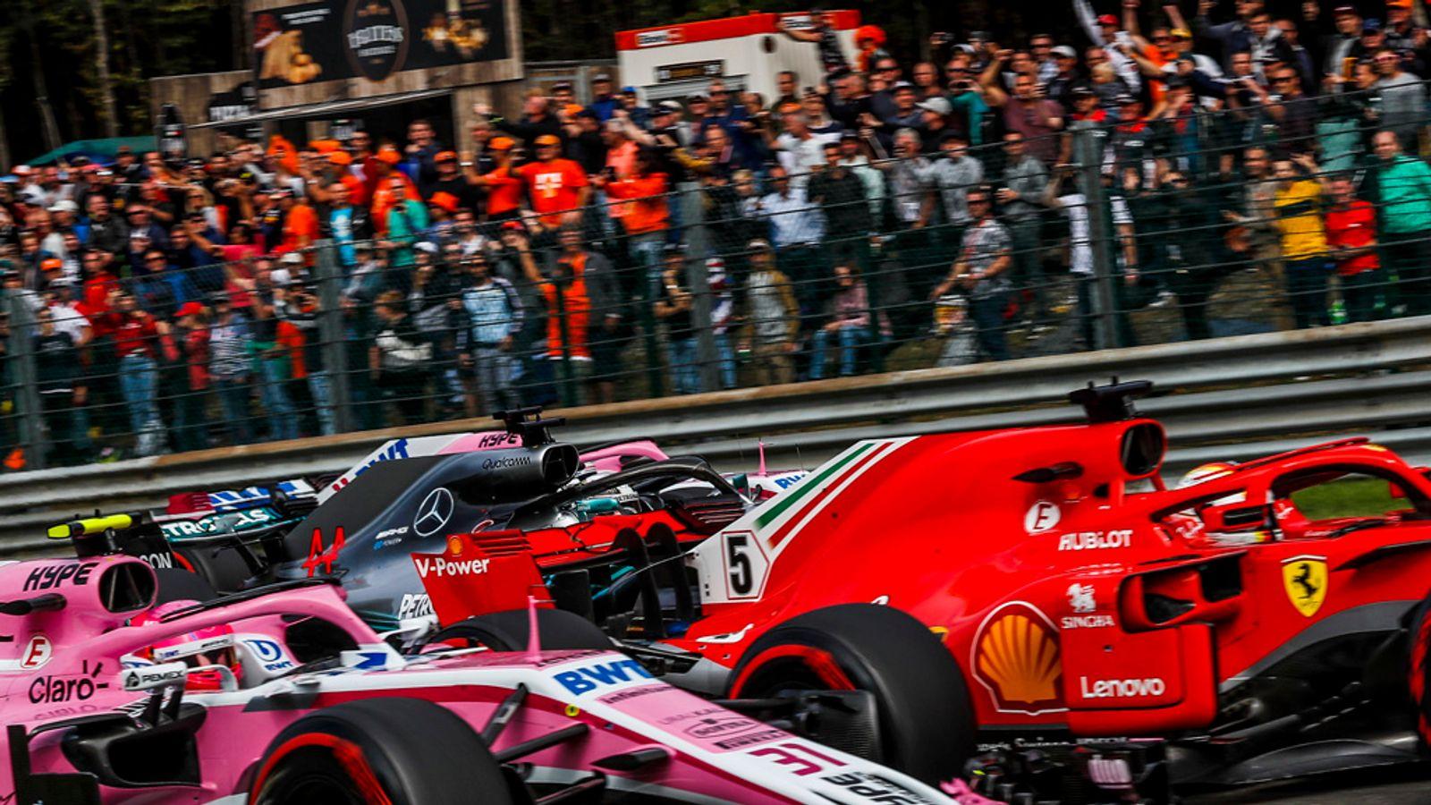 Gp F1 Calendario 2020.Calendario F1 2020 Sky Calendario 2020