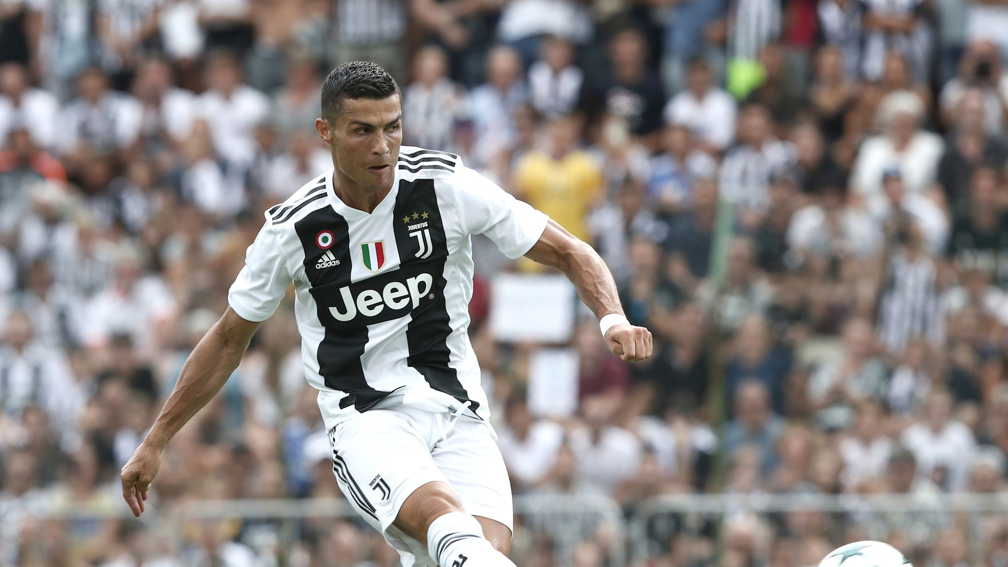 quality design 236c9 6ff7a Cristiano Ronaldo's start at Juventus assessed as Champions ...