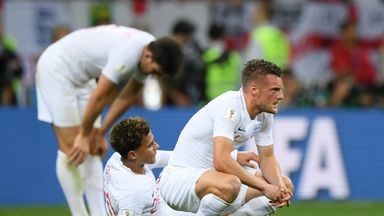 fifa live scores - Jamie Vardy disappointed by England game time at World Cup