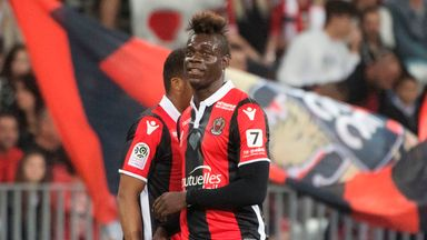 Mario Balotelli has joined Marseille on a six-month deal, the club has confirmed