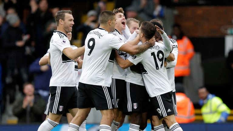 Fulham head to Brighton looking for successive league victories