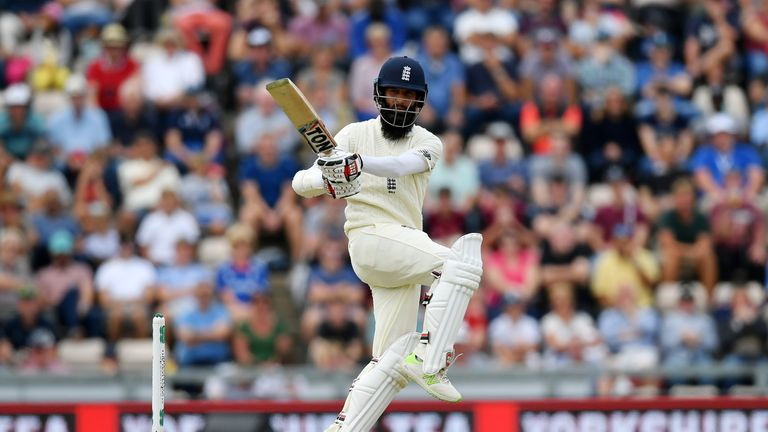 Moeen Ali remains a key member of the England squad in all formats of the game
