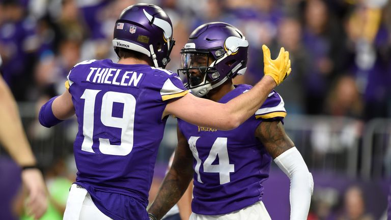 Are the Vikings the team to beat in the NFC?