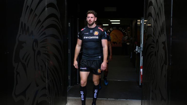 Alex Cuthbert moved from Cardiff Blues to the Chiefs over the summer