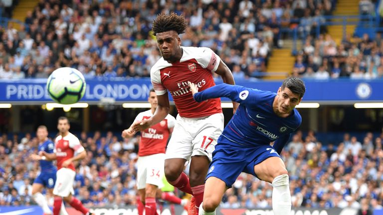 Arsenal lost to Manchester City and Chelsea in their opening two league games