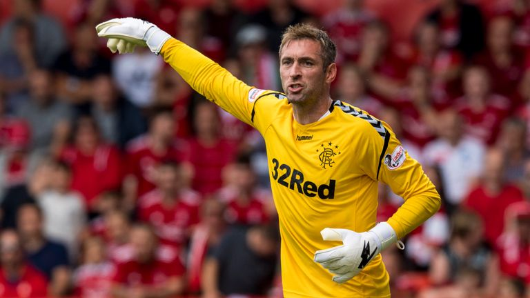 Allan McGregor is likely to face no retrospective action from the SFA