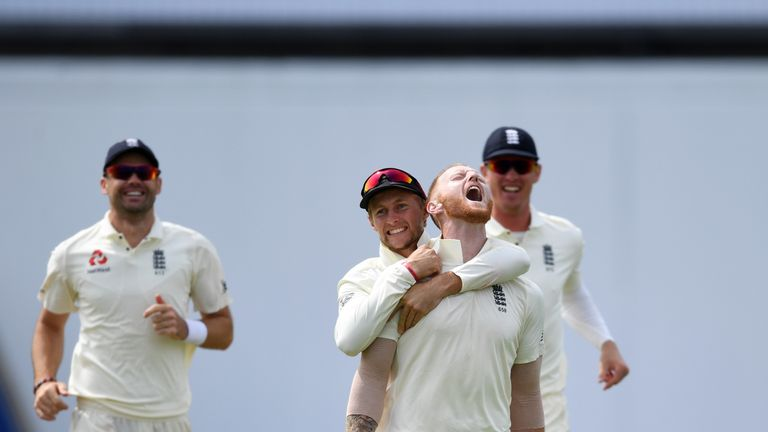 Ben Stokes was instrumental in England's narrow win over India at Edgbaston