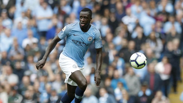Benjamin Mendy impressed for Man City again in their comfortable win over Huddersfield