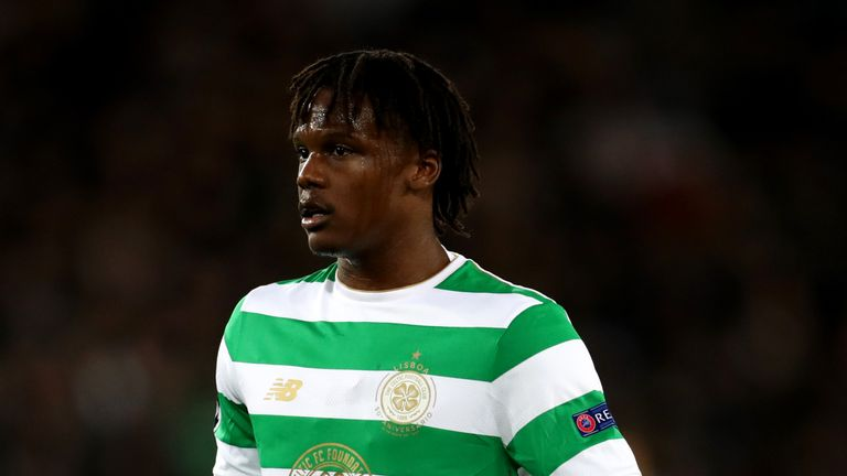 Defender Dedryck Boyata joined the club from Manchester City  in 2015