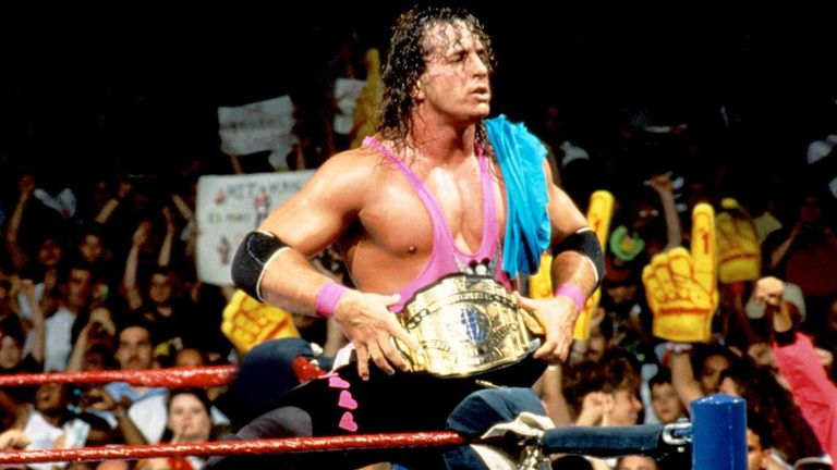 Bret Hart dominates any discussion of great SummerSlam matches - and our list is no exception