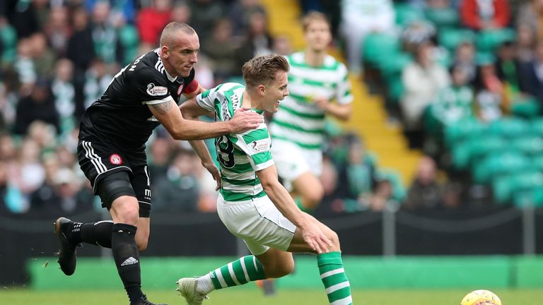 James Forrest (R) is challenged by Darian MacKinnon