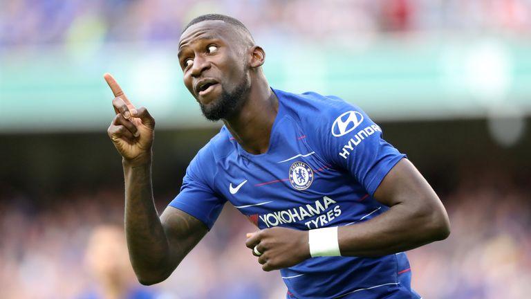 Chelsea defender Antonio Rudiger backs Kepa to be a success