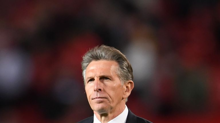 Leicester boss Puel has big Amartey concerns
