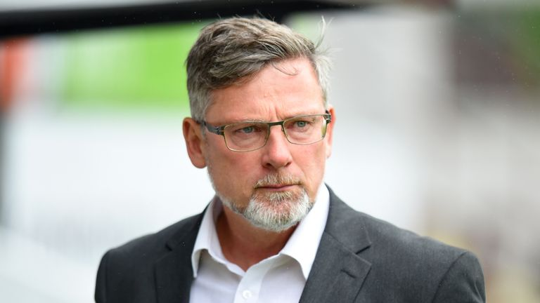 Hearts manager Craig Levein previews clash with Hibs