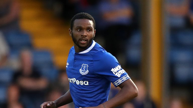 Cuco Martina joined Everton under former manager Ronald Koeman
