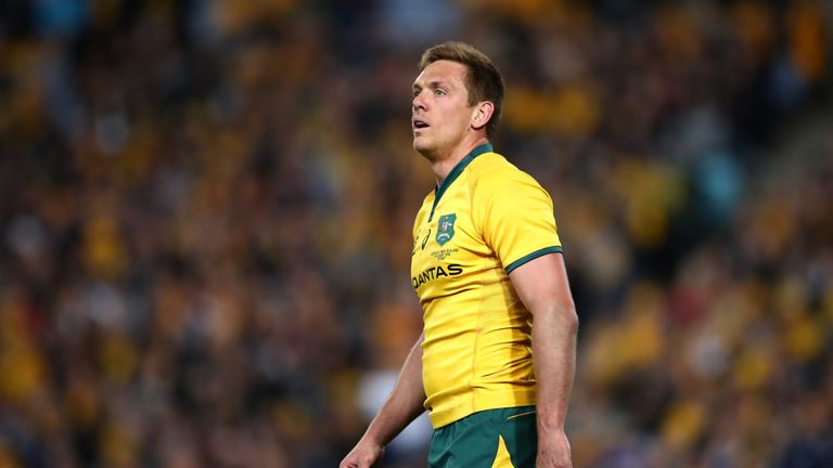 Dane Haylett-Petty will remain at full-back for the Wallabies