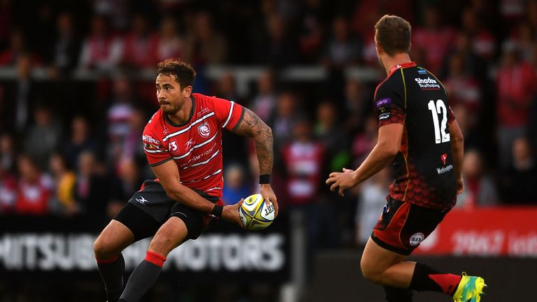 Danny Cipriani will look to let his rugby do the talking when Gloucester host Northampton on the opening weekend