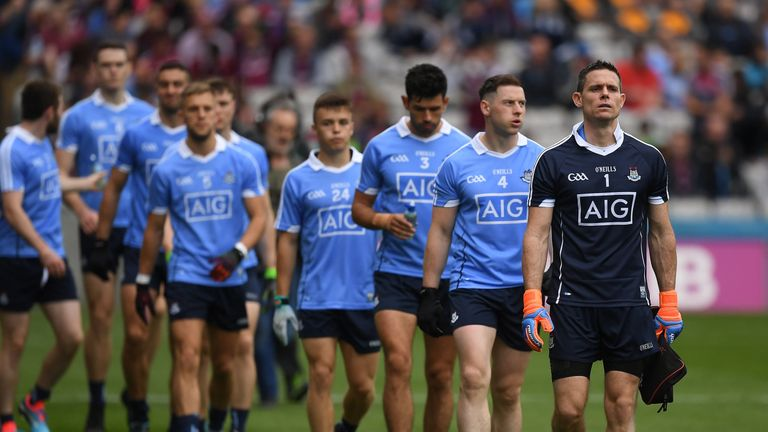 Dublin are aiming for four-in-a-row