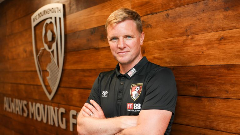 Eddie Howe has managed Bournemouth for 373 games across two spells