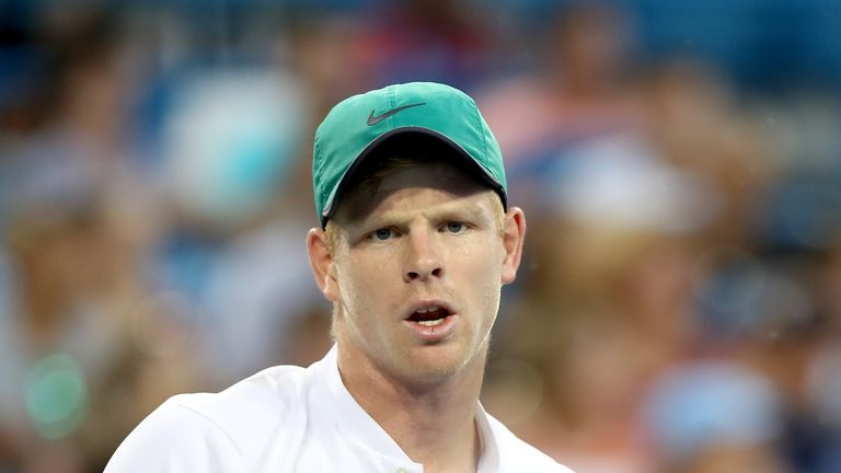 Kyle Edmund will lead the British men's charge at the US Open