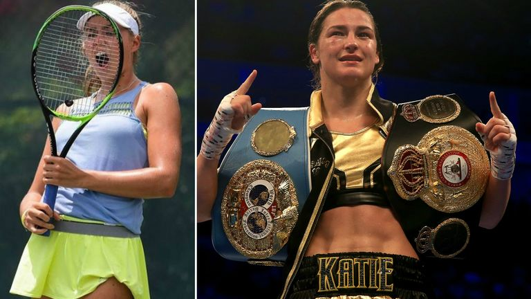 Emily Appleton has been inspired after seeing Katie Taylor at the O2