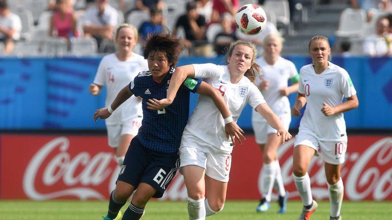 England women were beaten 2-0 in U20 World Cup semi-final