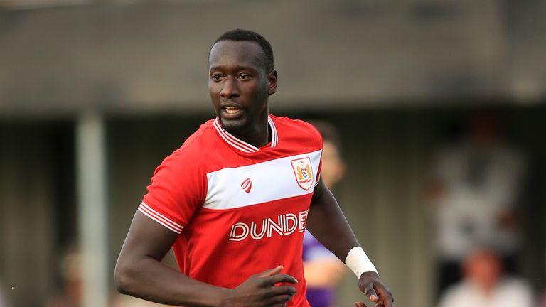 Famara Diedhiou could start for Bristol City