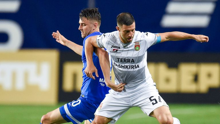 FC Ufa sit 11th in the Russian top flight after four games