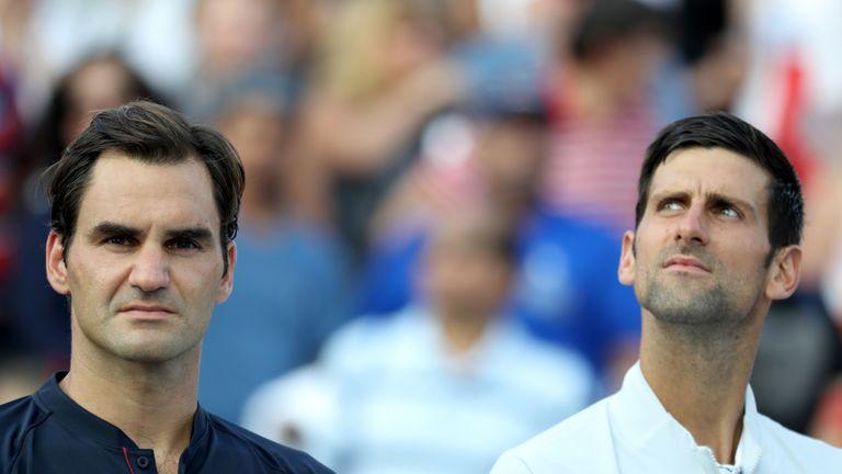 Novak Djokovic dismisses Roger Federer rift over Chris Kermode's axing as ATP chairman