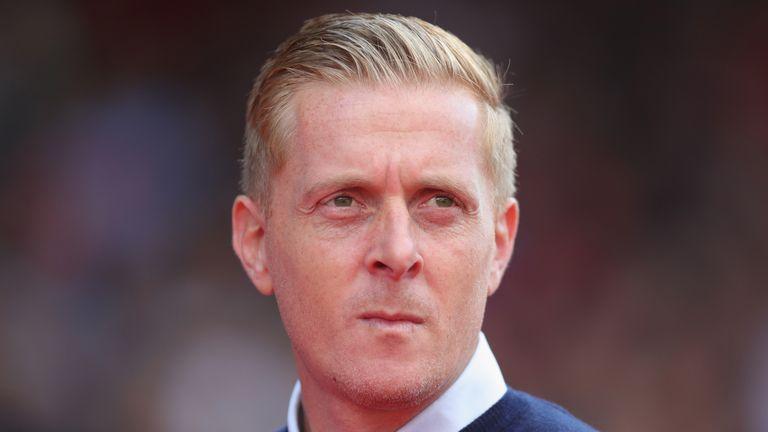 Birmingham boss Garry Monk