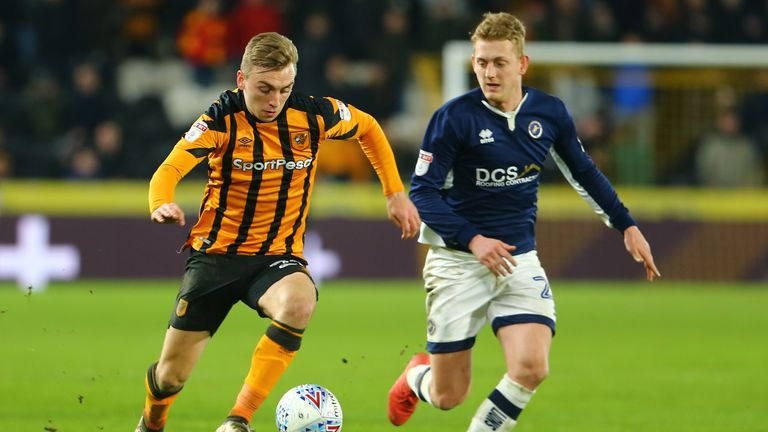 Middlesbrough are trying to complete a deal to sign George Saville from Millwall
