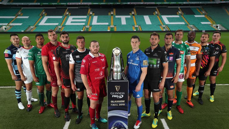 Celtic Park will host the Guinness PRO14 final
