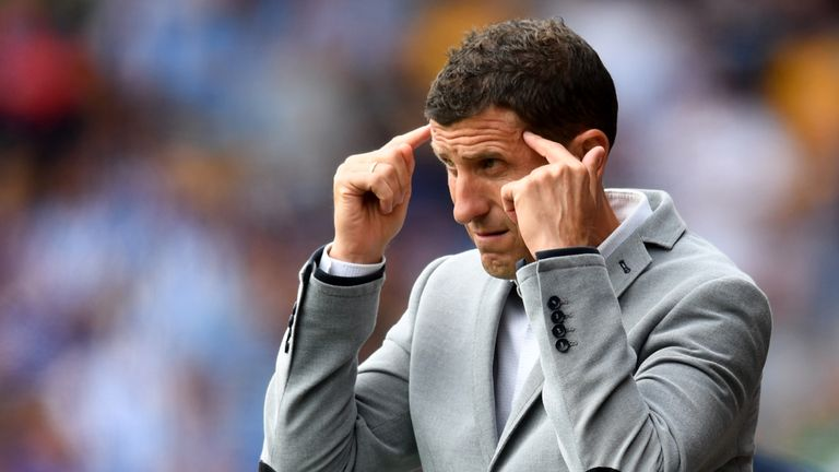 Javi Gracia's Watford side have won all three of their opening Premier League games