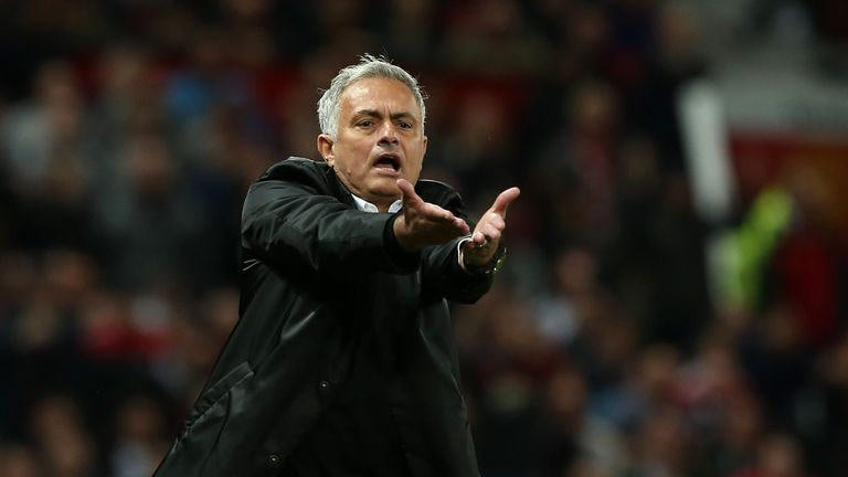 Jose Mourinho thinks Manchester United will play better than last season