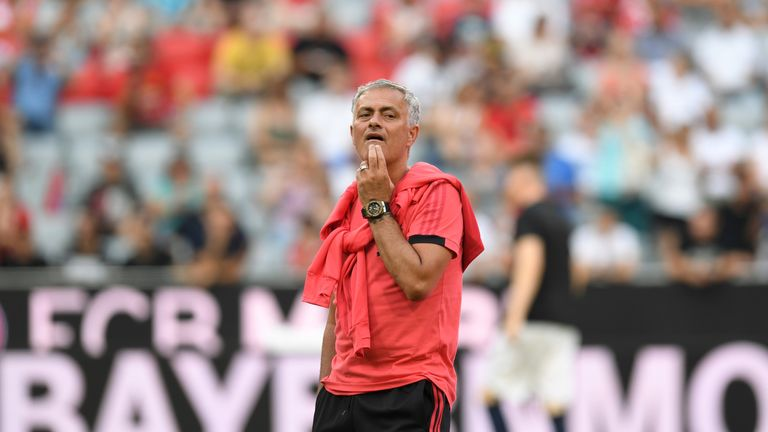 Jose Mourinho has urged Manchester United to repeat their good start to last season