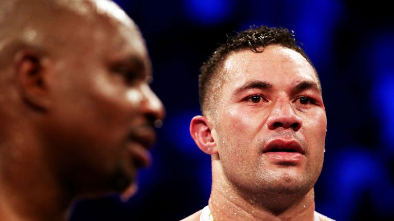 Joseph Parker returns to the ring against Alexander Flores on Saturday