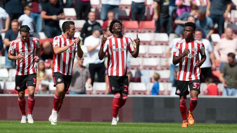 Sunderland are in the third tier for the first time since 1987