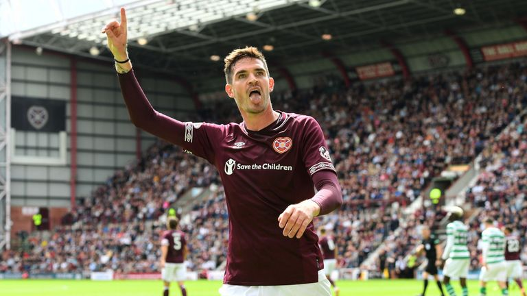 Lafferty looks close to sealing his move to Ibrox