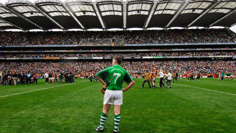 Limerick are looking to end 45 years of hurt