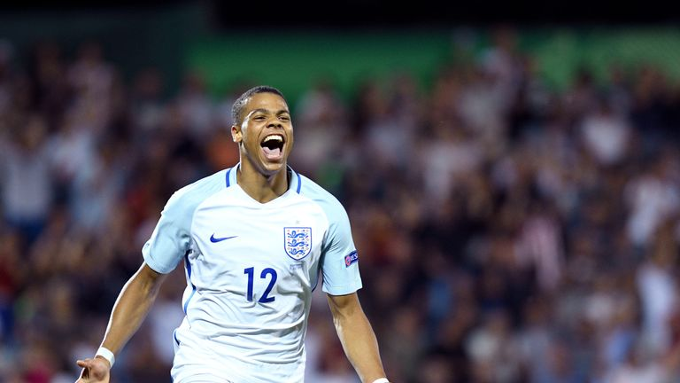 Lukas Nmecha will miss out on an U20 debut when England play Switzerland on Thursday