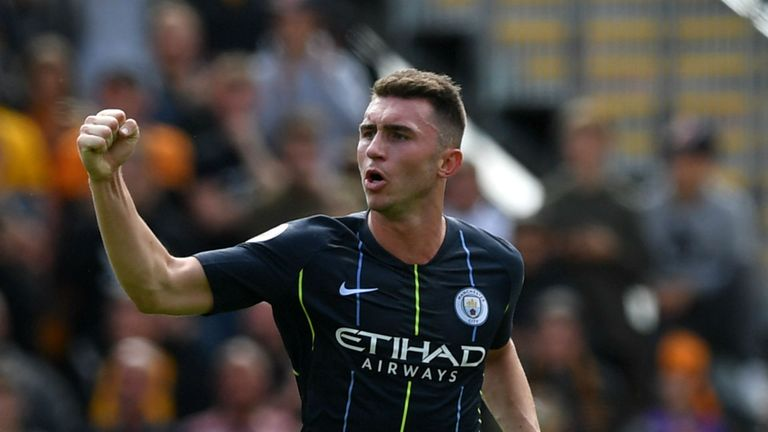 Aymeric Laporte says Man City will fight to retain their league title