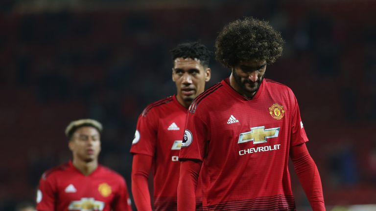 United have lost two of their opening three games