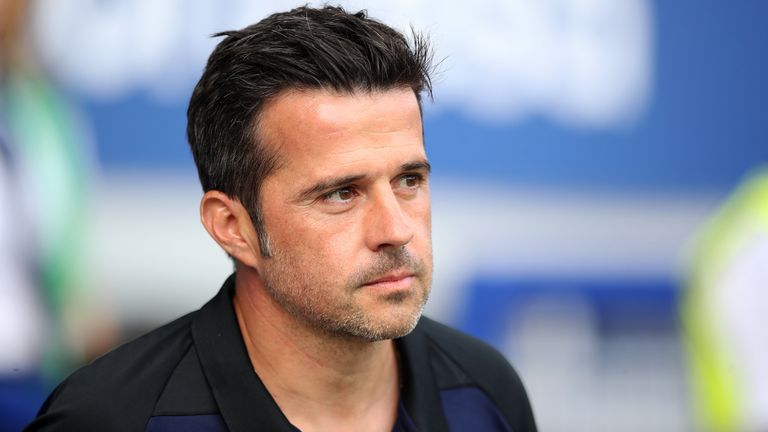 Marco Silva has yet to field the same side this season