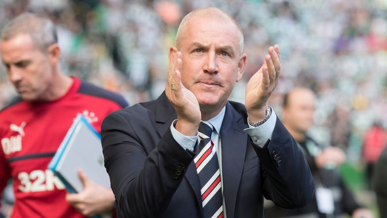 Mark Warburton was most recently at Nottingham Forest