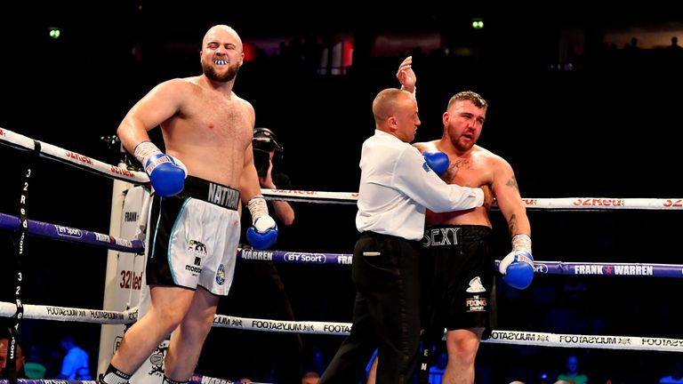 Sean Turner suffered a defeat to Nathan Gorman in June