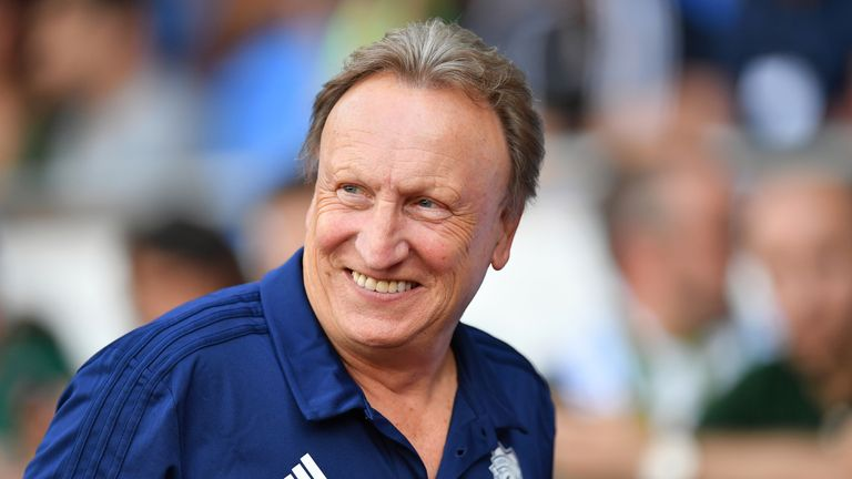 Neil Warnock says Cardiff have acted shrewdly in the transfer market
