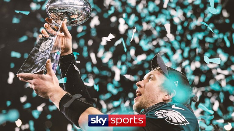 Follow the race for Super Bowl LIII with us on Sky Sports - your home of the NFL